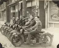 Sturgess & Sons Motor Cycles