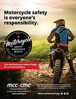 Poster - Off-road Motorcycle safety