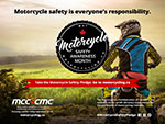 Off-road Motorcycle safety - Social campaign