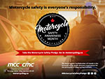 On-road Motorcycle safety - Social campaign