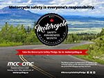 Motorcycle safety - Social campaign