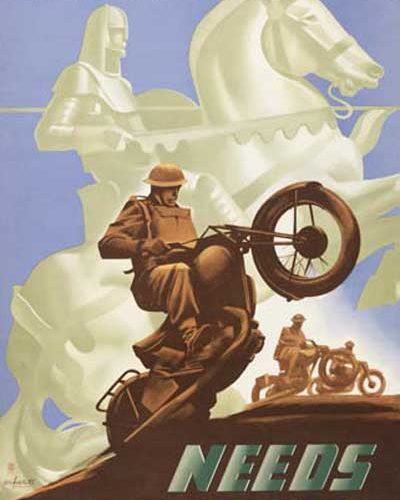 ww2 recruitement poster