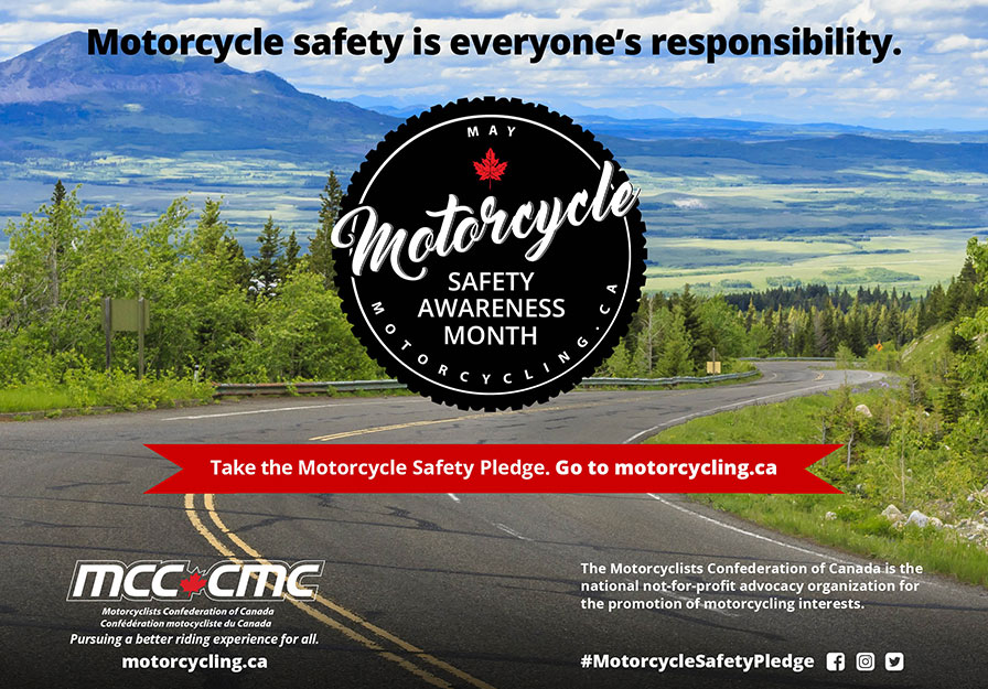 motorcycle safety campaign