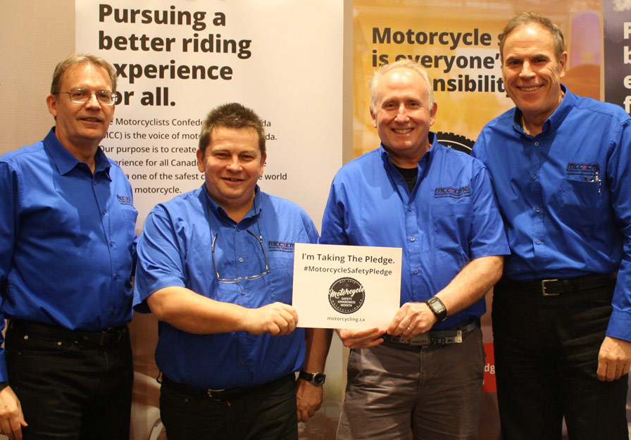 Motorcycle Safety Pledge