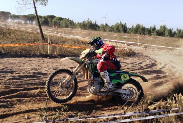 Canadian rider Tyler Medaglia has won the C1 Class at the International Six Days of Enduro in Portugal